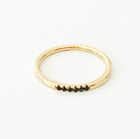 Bague Julie Or Midi34