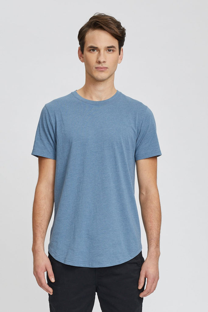 T-Shirt Eazy Scoop Bluestone Kuwalla Tee