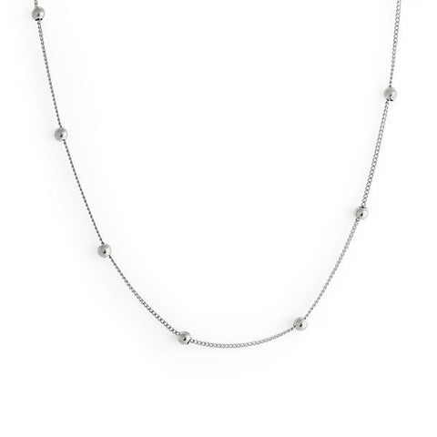 Collier Darling Argent Twenty Compass