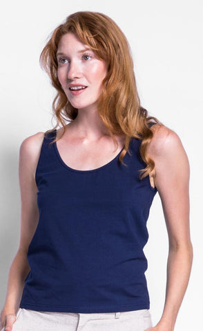 Camisole Emily Navy Pink Martini