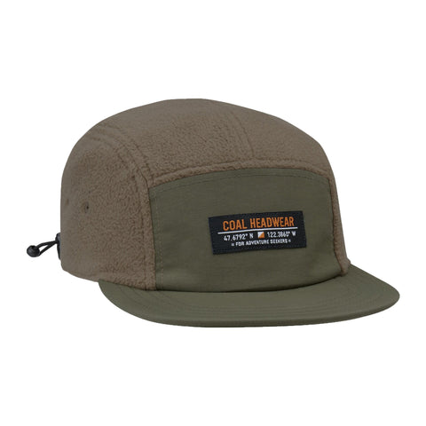 Casquette Bridger Olive Coal