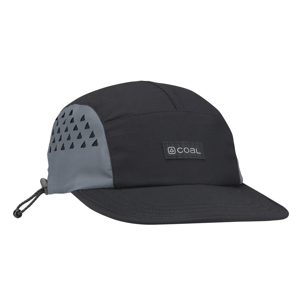 Casquette The Provo Black Coal