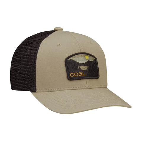 Casquette The Hauler Low Khaki Coal