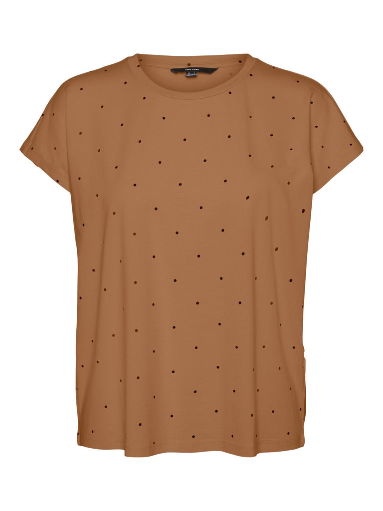 Haut Marlieava Wide Tobacco Brown Vero Moda