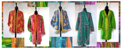 20% off KANTHA JACKETS