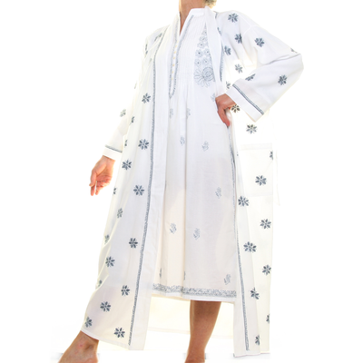 MIX & MATCH hand embroidered nightwear