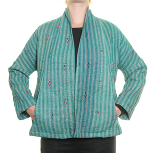 Cotton Kanta Kiwi Jacket