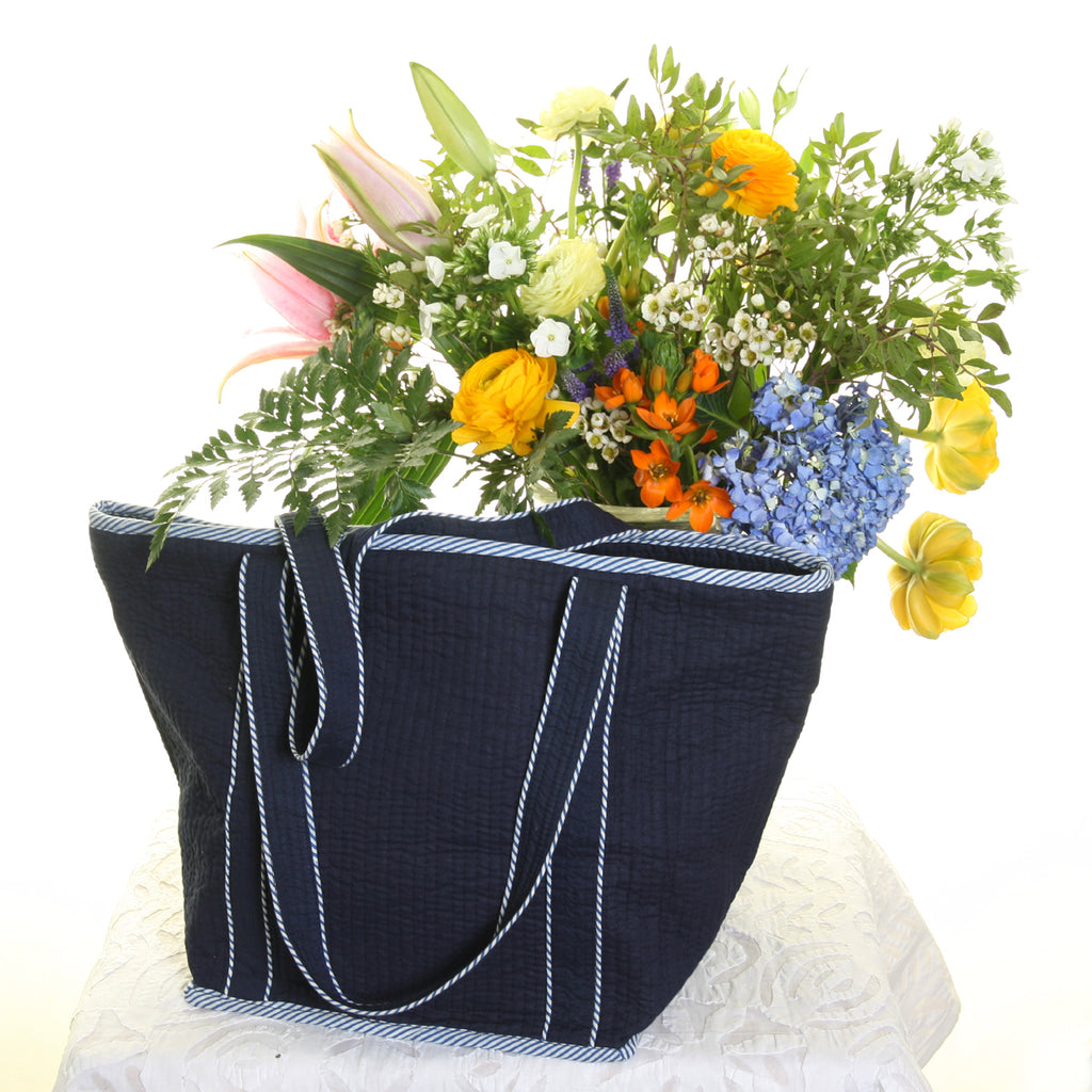 Cotton Bag - Navy