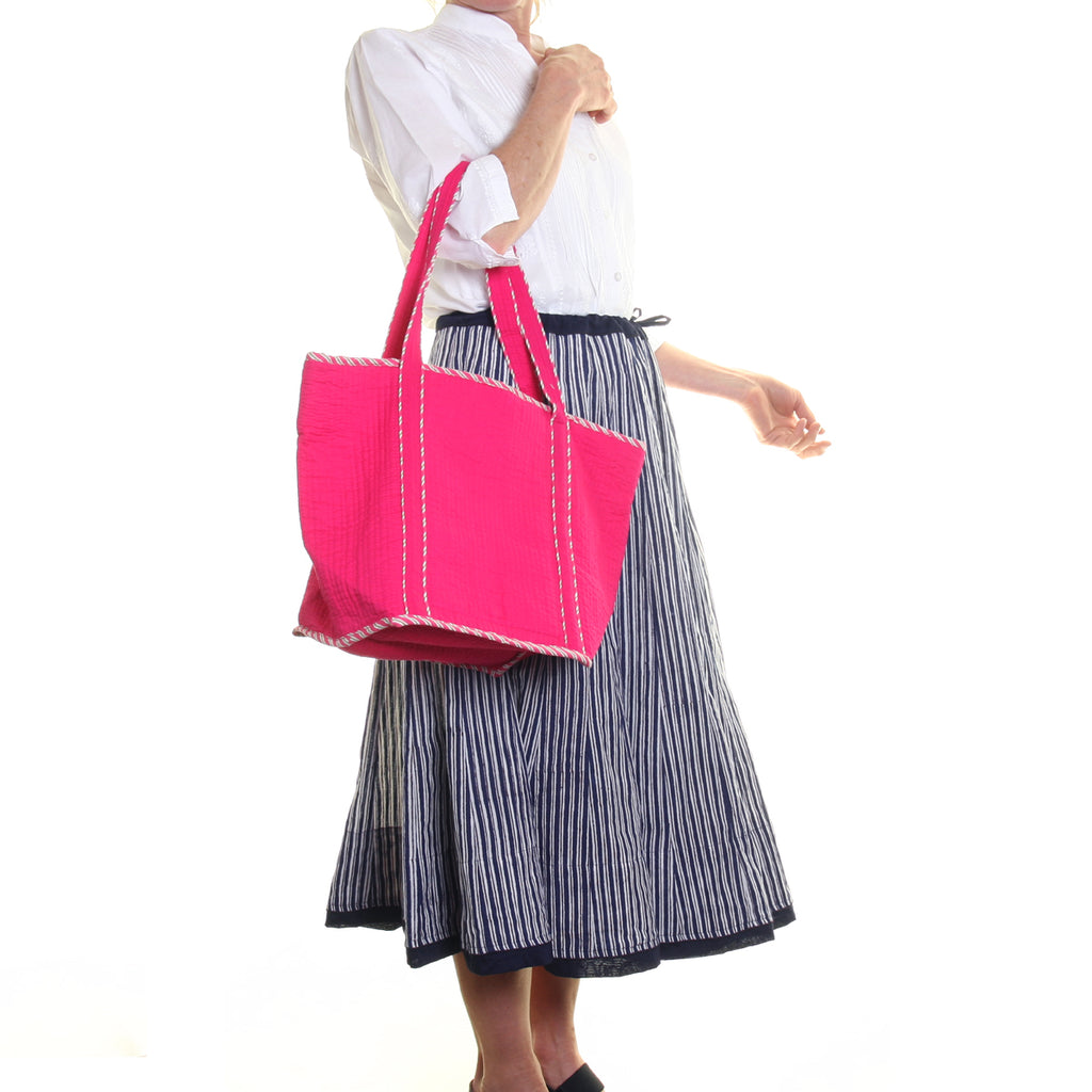 Cotton Bag - Pink
