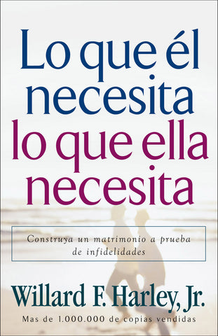 His Needs, Her Needs: Building an Affair-proof Marriage - Spanish Version