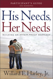 His Needs, Her Needs: Building an Affair-Proof Marriage (A Six-Session Study DVD) Participant's Guide
