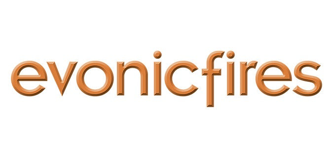 Evonic Fires Business Logo
