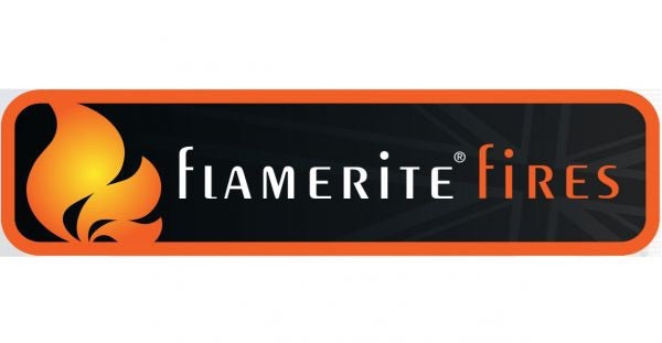 Flamerite Fires Business Logo