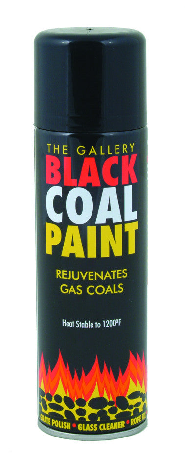 MATT BLACK COAL PAINT 0670004