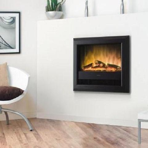 Bach Wall Mounted Electric Fire