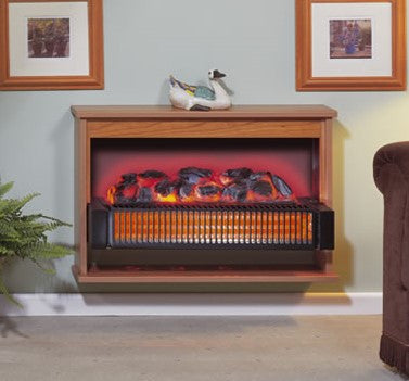 Optima Radiant Bar Fire