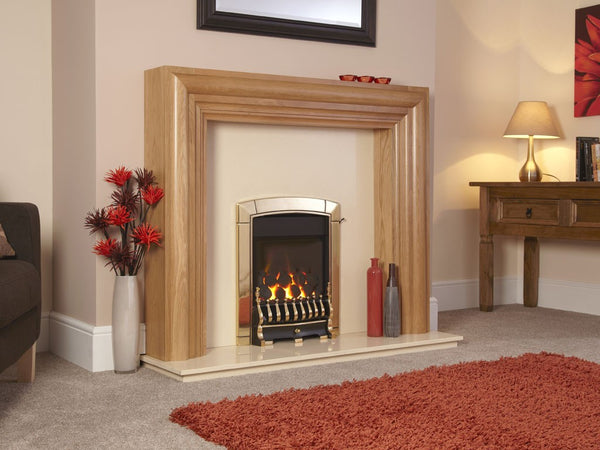 Caress Traditional HE Gas Fire