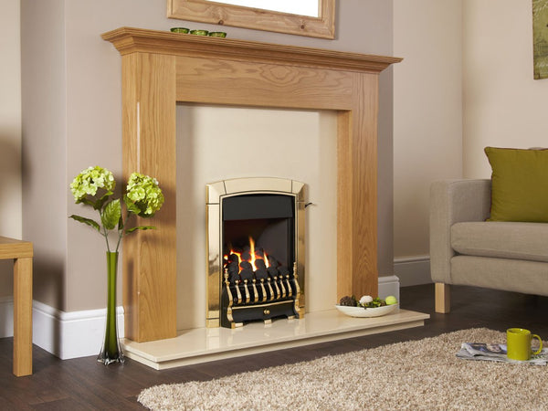 Caress Traditional Plus Gas Fire