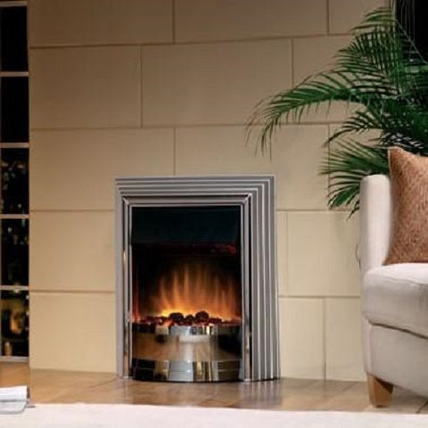 Castillo Freestanding Electric Fire
