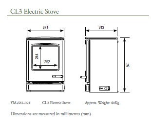 CL3 Electric Stove 2