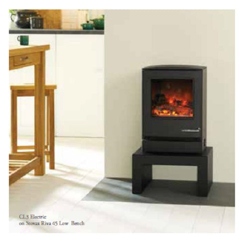 CL3 Electric Stove