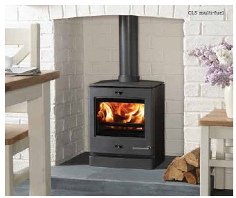 CL5 Multi Fuel Stove 3