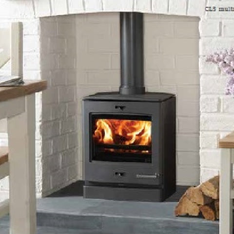 CL5 Multi Fuel Stove