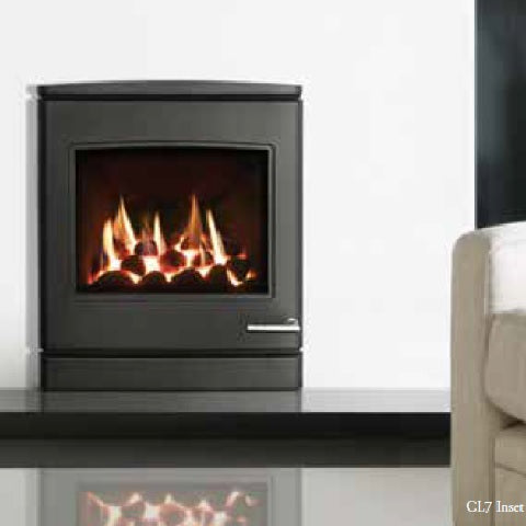 CL7 Inset Gas Fire