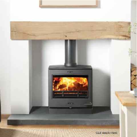 CL8 Multi Fuel Stove