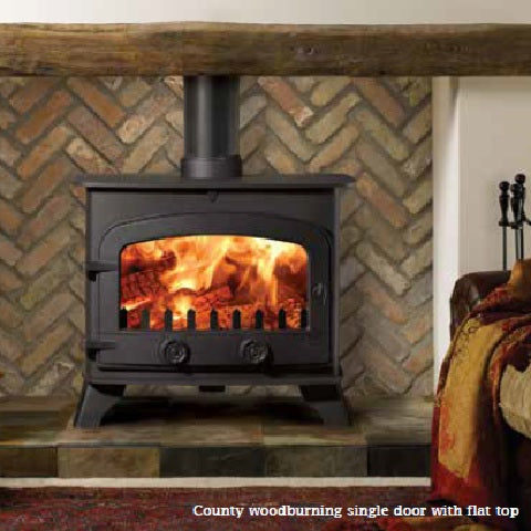 County Wood Burning Stove