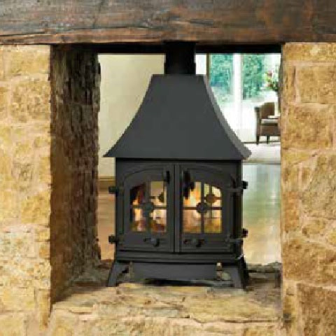 Devon Double Sided Stove