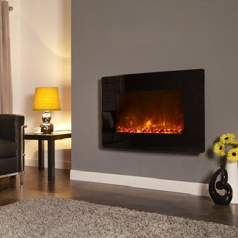 Electriflame XD Landscape Wall Mounted Electric Fire