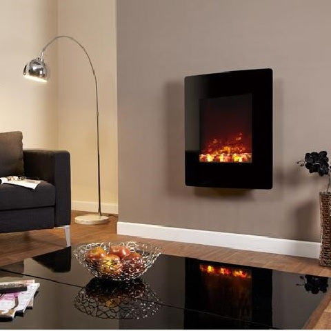 Electriflame XD Portrait Wall Mounted Electric Fire