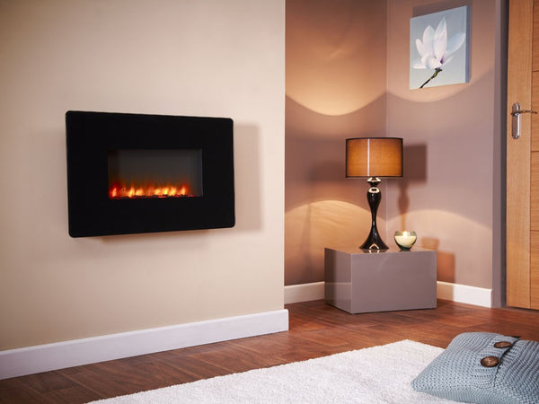Flamonik Rapture wall mounted electric fire