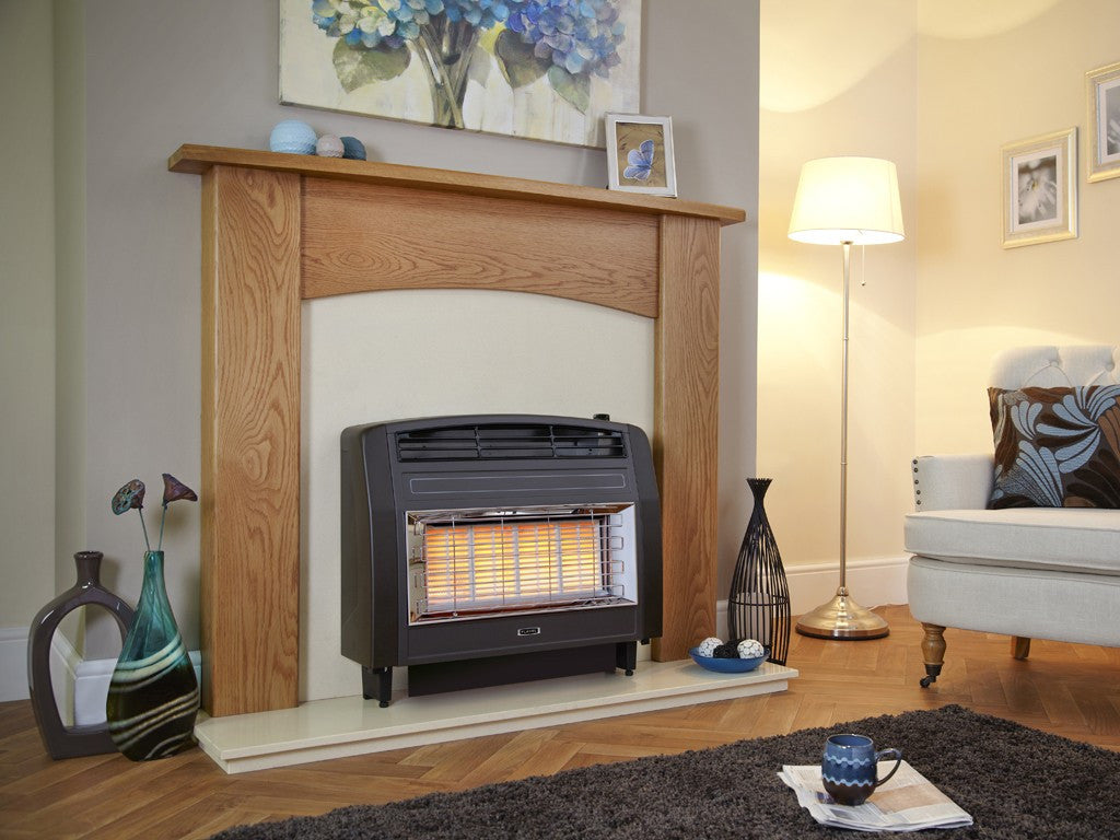 Strata Electric wall mounted electric fire