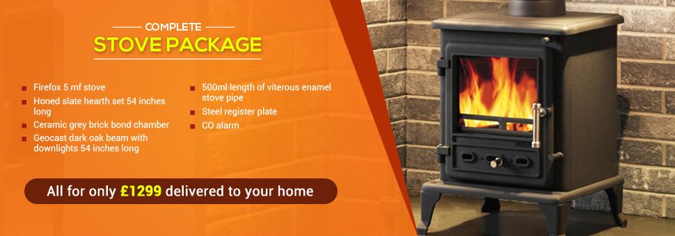 Firefox Stove Package