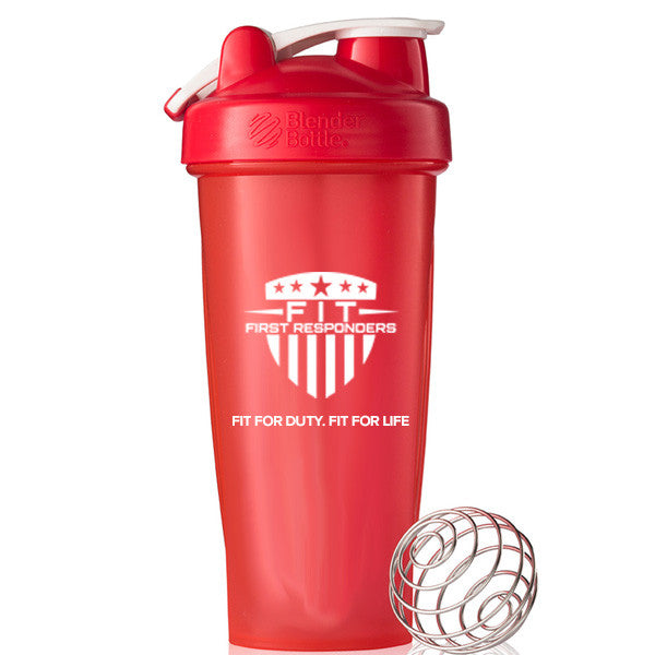 Blender Bottle - Red