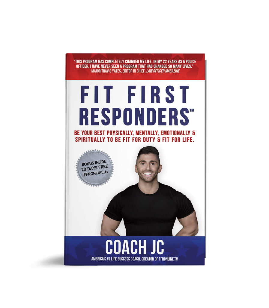 Fit First Responders - Book