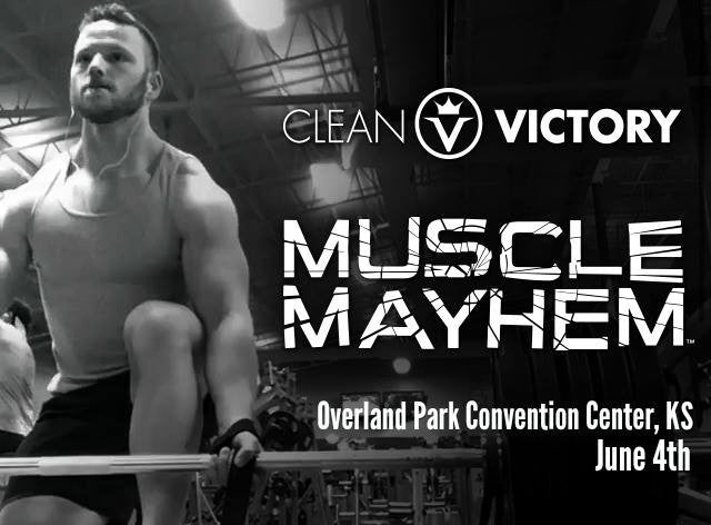 Clean Victory is Coming to Muscle Mayhem