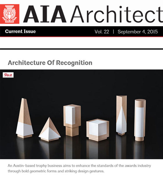 PRESS: American Institute of Architects