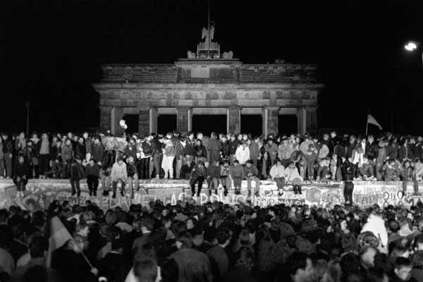 25 Year Anniversary of the Fall of the Berlin Wall