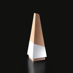 Contemporary Award Wood for Personalization + Customization