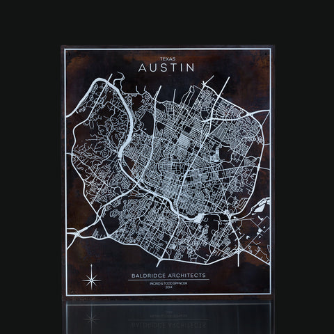 Custom Corporate Gift: Book Cover for Austin Energy Green Building