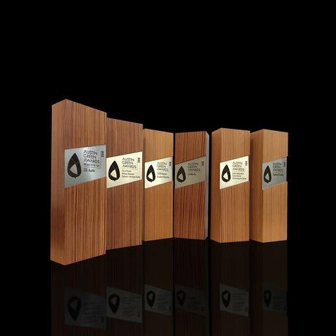 Eco Wood Trophies / Corporate Recognition Awards