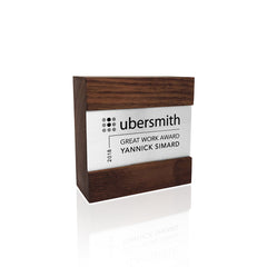 Elegant Trophies for Employee Recognition
