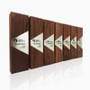 Engraved Wood Metal Designer Awards for Team Recognition