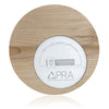 Modern Round Wooden Best Of Award Plaque