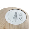 Modern Round Wooden Best Of Award Plaques