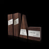 Unique Wood and Aluminum Executive Award Suite Figura by Trophyology