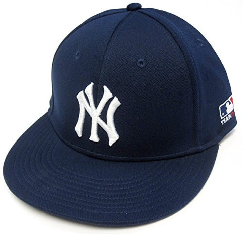 Outdoor Cap New York Yankees MLB OC Sports Proflex Hat Cap Solid Navy NY Logo Adult Men's Flex Fit XS/S S/M M/L L/XL